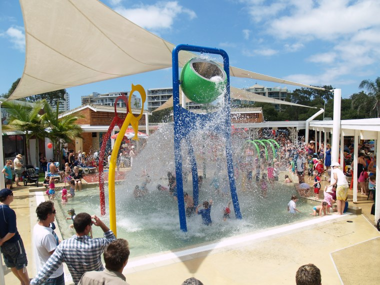Cotton Tree Aquatic Centre, Australia