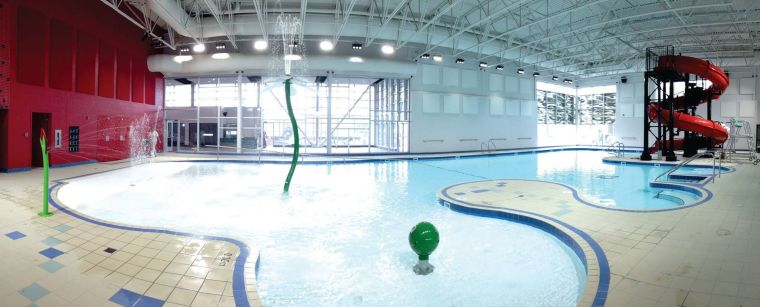 Dorval Aquatic Centre